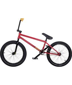 Flybikes Proton BMX Bike Gloss Burgundy 20in/21in Top Tube