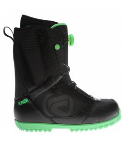 Flow Ansr BOA Coiler Snowboard Boots Black/Lime