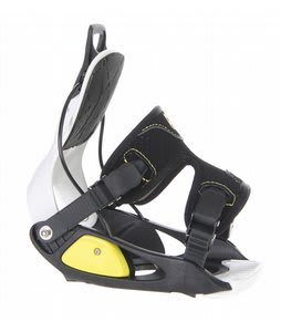 Flow B1 Snowboard Bindings Black