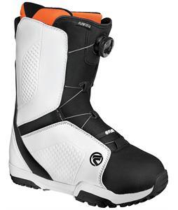 Flow Vega BOA Snowboard Boots Black/White