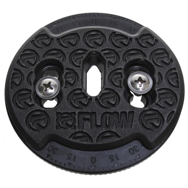 Flow Channel F, H Plastic Bindings Discs