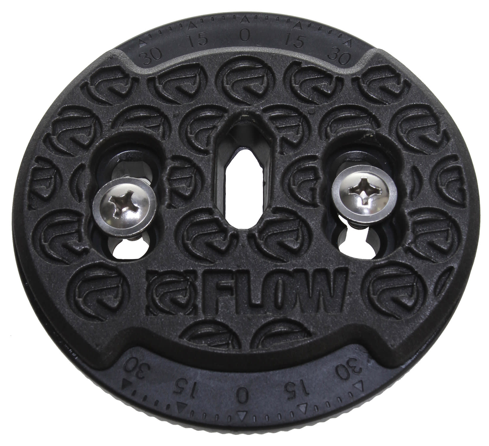 Flow Channel M6 Plastic Binding Disc
