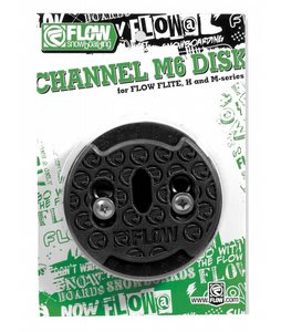 Flow F,H,M Channel Discs Binding