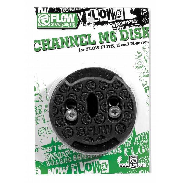 Flow F,H,M Channel Discs Binding