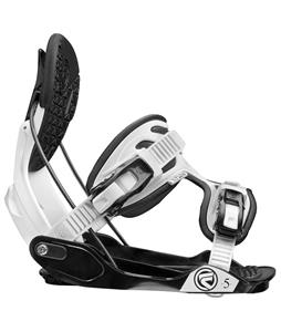 Flow Five Snowboard Bindings Stormtrooper