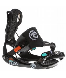 Flow Five SE Snowboard Bindings Black