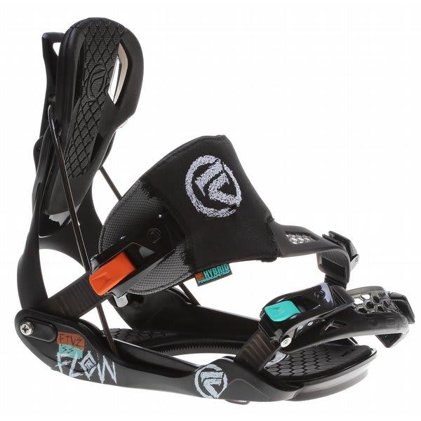 Flow The Five SE Snowboard Bindings