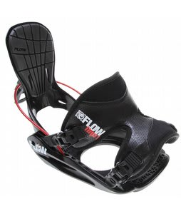 Flow Flite 1 Snowboard Bindings Black