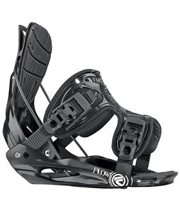 Flow Flite Snowboard Bindings Black