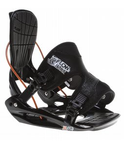 Flow Flite 2 Snowboard Bindings Black