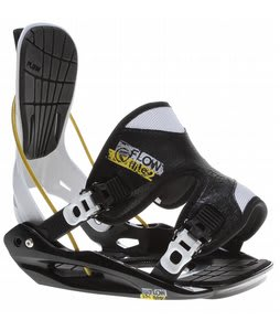 Flow Flite 2 Snowboard Bindings Black/White