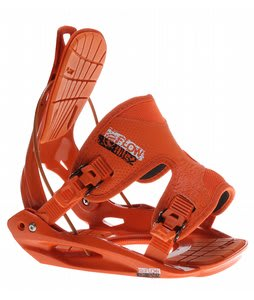 Flow Flite 2 Snowboard Bindings Orange