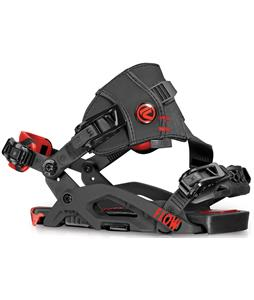 Flow Freeballer-FS Snowboard Bindings Black