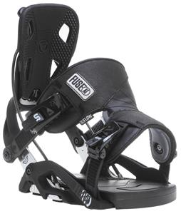 Flow Fuse-AT Snowboard Bindings Black