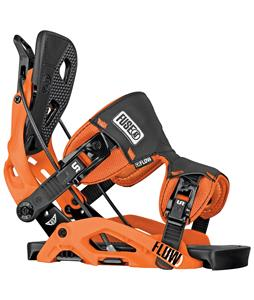 Flow Fuse-AT Snowboard Bindings Orange