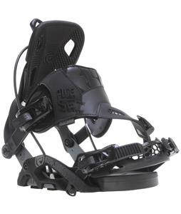 Flow Fuse-SE Snowboard Bindings Black