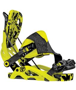 Flow Fuse-SE Snowboard Bindings Neonlime