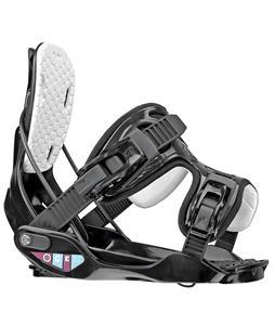 Flow Gem Snowboard Bindings Black