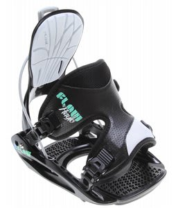 Flow Haylo Snowboard Bindings Black