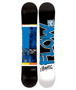 Flow Merc Snowboard Black 150