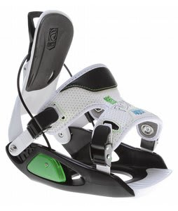 Flow Micron Snowboard Bindings Black
