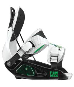 Flow Micron Snowboard Bindings Stormtrooper