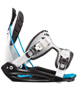 Flow Micron Youth Snowboard Bindings Stormtrooper