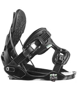 Flow Minx Snowboard Bindings Black