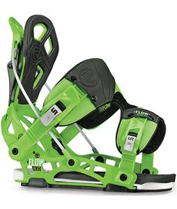 Flow NX2-AT Snowboard Bindings Green
