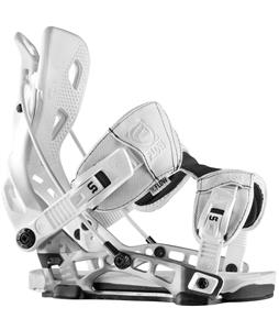 Flow NX2 Snowboard Bindings White