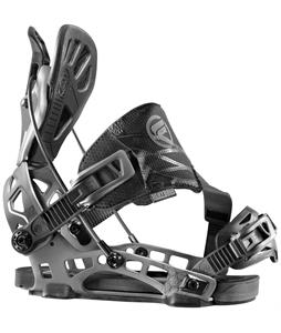 Flow NX2-GT Snowboard Bindings Gunmetal