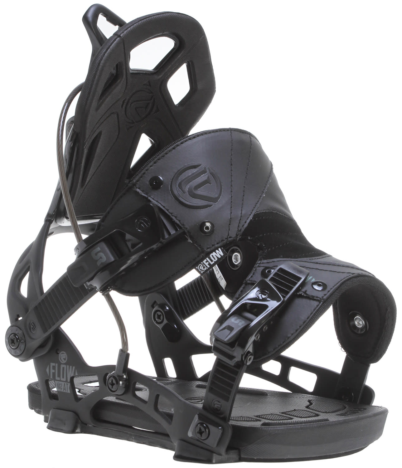 On Sale Flow NX2-AT Snowboard Bindings Up To 55% Off