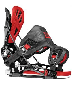 Flow NX2-RS Snowboard Bindings Phantom Black