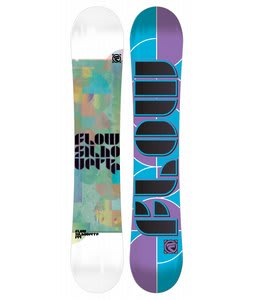 Flow Silhouette Snowboard 140