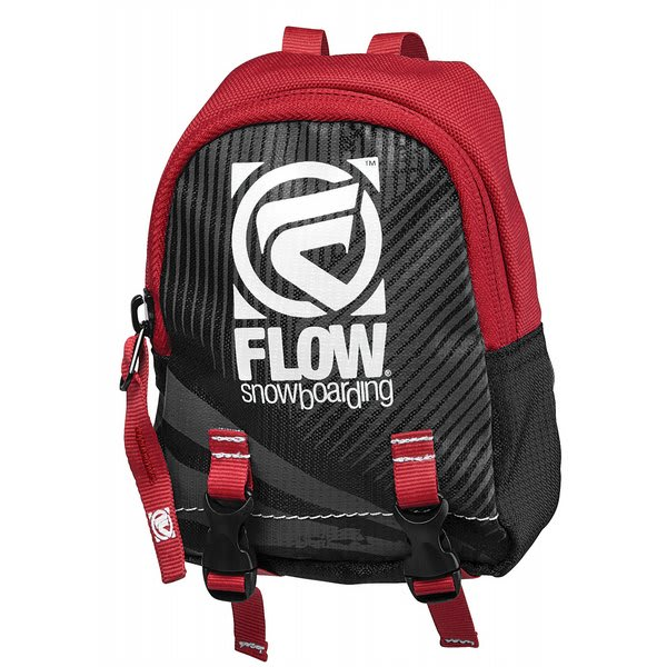 Flow Strap Stash Hi-Back
