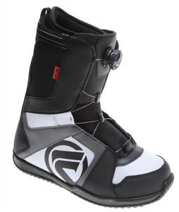 Flow Vega BOA Snowboard Boots Black/White