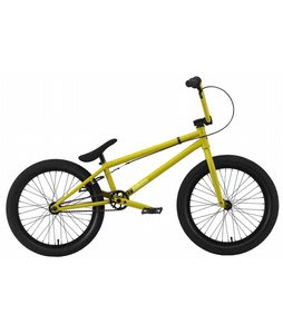 Flybikes Neutron BMX Bike Flat Mustard 20