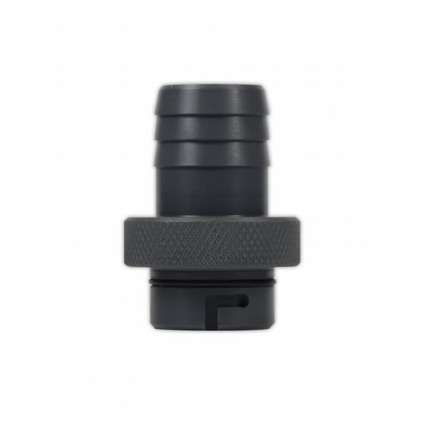 Fly High Male Quick Connect 1 1/8 Barbed Tsunami Pump Hose End