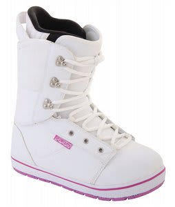 Forum Constant Snowboard Boots White