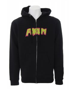Forum Youngblood Zip Hoodie Black
