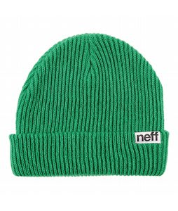 Neff Fold Beanie Green