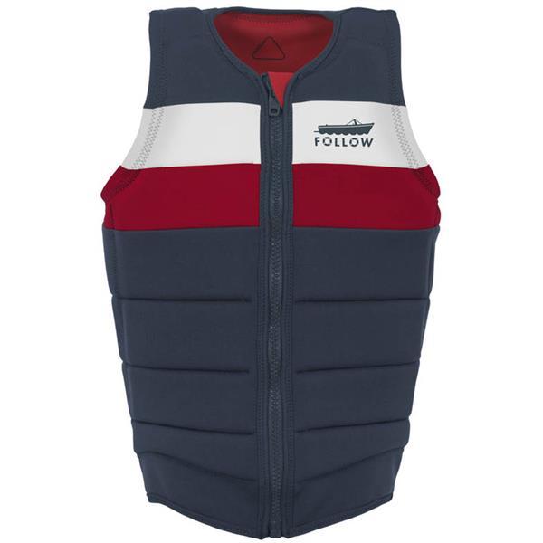 Follow Ben H Impact NCGA Wakeboard Vest
