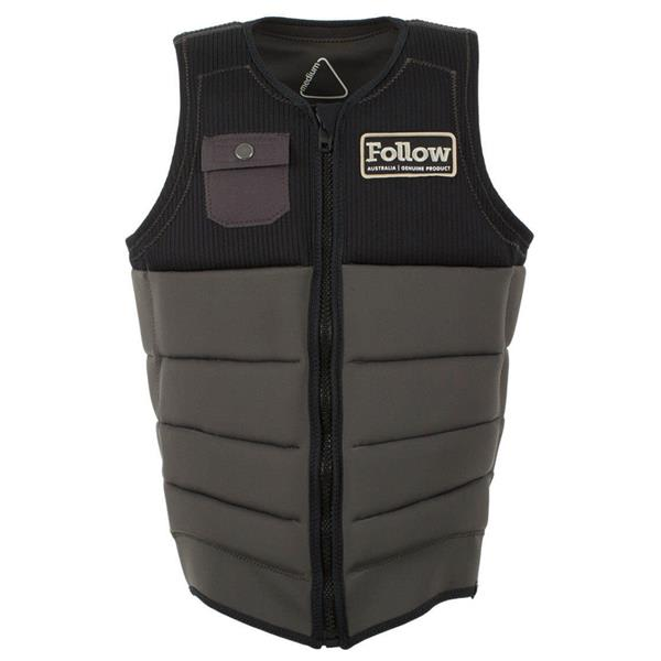 Follow Mitch Pro Impact NCGA Wakeboard Vest