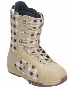 Forum Aura Snowboard Boots Tan