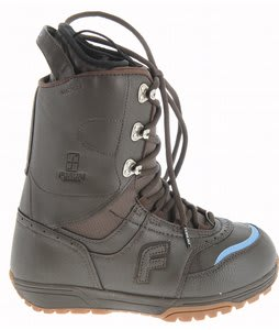Forum Destroyer Snowboard Boots Black