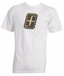 Forum Foil Icon T-Shirt White
