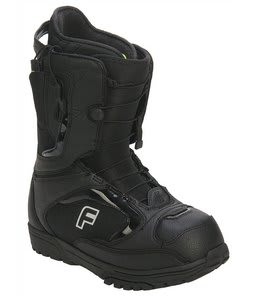 Forum League SLR Snowboard Boots Black