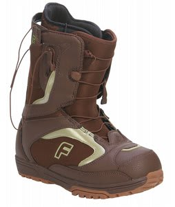 Forum League SLR Snowboard Boots Brown