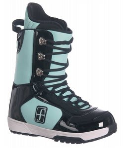 Forum Recon Snowboard Boots Black/Eggshell