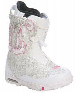 Forum Stampede SLR Snowboard Boots White
